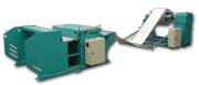Linie de tăiere şi fâşâiere LICO 1500x1.5 mm, cu derulator DS50 motorizat