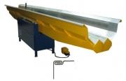 Maşină pentru agrafarea tubulaturii rectangulare DS 1.00