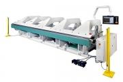 Maşină de îndoit tablă, tip PGL4000-1