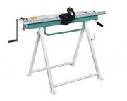 Maşină manuală de îndoit tablă, tip PCL1020A